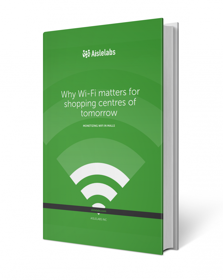 Shopping Malls Ebook mockup